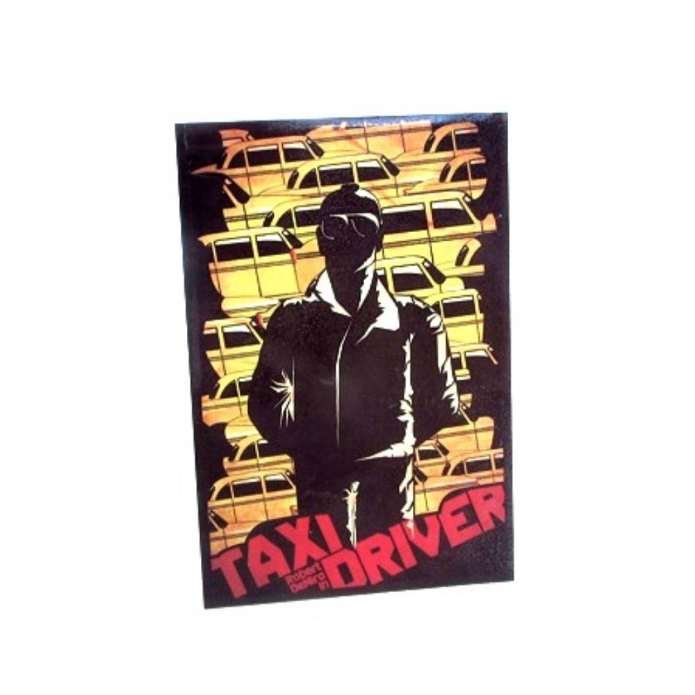 Metal Poster - Taxi Driver